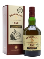 Redbreast  |  12 Year Old  |  Cask Strength  |  Batch B1-19