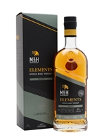 Milk & Honey  |  Peated Cask  |  Elements Series