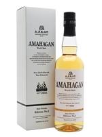 Amahagan Edition No 1  |  Blended Malt Whisky
