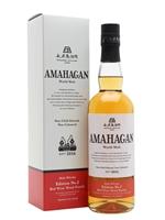 Amahagan Edition No 2  |  Red Wine Finish