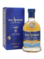 Kilchoman Vintage 2009  |  8 Year Old