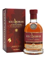 Kilchoman Red Wine Cask 2012