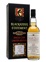 Ladyburn 1973  |  43 Year Old Blackadder Statement No. 17
