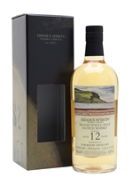 Ledaig 2007  |  12 Year Old  |  Hidden Spirits
