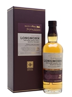 Longmorn  |  25 Year Old  |  Secret Speyside