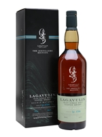 Lagavulin 2001  |  Distiller's Edition  |  Bot. 2017