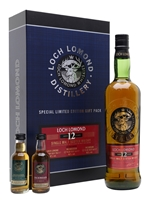 Loch Lomond  |  12 Year Old  |  Gift Set