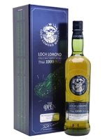 Loch Lomond 1999  –  Cask Strength  –  Paul Lawrie Autograph Edition