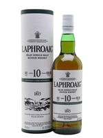 Laphroaig  |  10 Year Old  |  Cask Strength  |  Batch 012  |  Bot. 2020