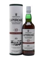 Laphroaig  |  10 Year Old  |  Sherry Oak Finish