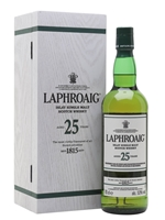 Laphroaig 25 Year Old  |  Cask Strength  |  Bot. 2018