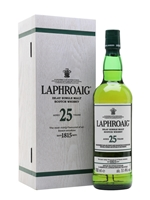 Laphroaig  |  25 Year Old  |  Cask Strength  |  Bot. 2019