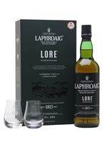 Laphroaig Lore  |  2 Glass Pack