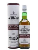 Laphroaig  |  Port Wood