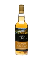 Littlemill 1990  |  24 Year Old  |  The Nectar of The Daily Dram