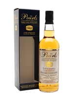 Littlemill 1991  |  25 Year Old  |  Pearls of Scotland
