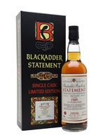 Macallan 1989  |  27 Year Old  |  Statement No. 26
