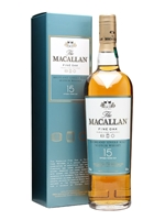 Macallan 15 Year Old  |  Fine Oak