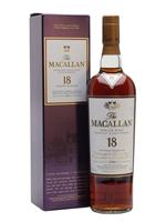 Macallan 1988  |  18 Year Old  |  Sherry Oak