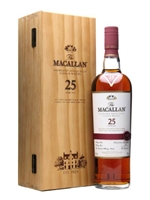 Macallan 25 Year Old  |  Sherry Oak