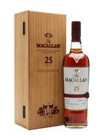 Macallan 25 Year Old  |  Sherry Oak
