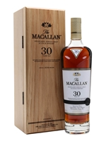 Macallan 30 Year Old  |  Sherry Oak  |  2019 Release