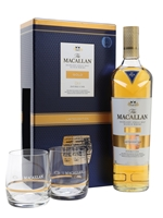 Macallan Gold | 2 Glass Gift Set