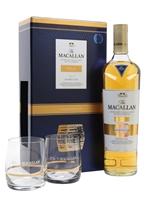 Macallan Gold | 2 Glass Gift Set