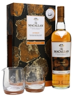 Macallan Amber  |  Water Jug and Glass Set