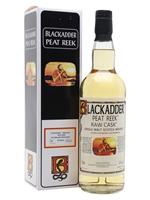 Blackadder Peat Reek  |  2018 Release  |  Raw Cask