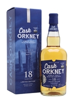 Cask Orkney  |  18 Year Old