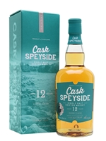 Cask Speyside  |  12 Year Old  |  Sherry Finish