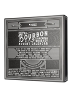 Bourbon and American Whiskey  |  Advent Calendar  |  24 x 3cl