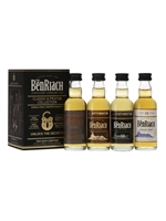 Benriach Classic & Peated Miniature Collection