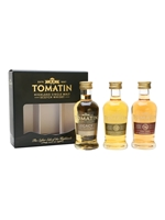 Tomatin Miniature 3 x 5cl  |  12 Year Old, Legacy & 14 Year Old