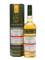 Miltonduff 1995 (21 Year Old)  |  Old Malt Cask