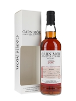 Mortlach 2007  |  12 Year Old  |  Sherry Cask  |  Carn Mor