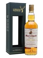 Mortlach 1976  |  Bot. 2014  |  Gordon & MacPhail