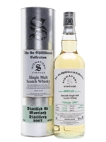 Mortlach 2007  |  12 Year Old  |  Signatory