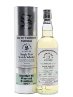 Mortlach 2007  |  13 Year Old  |  Signatory