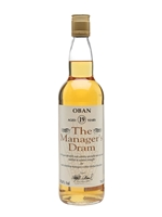 Oban 19 Year Old  |  Manager's Dram