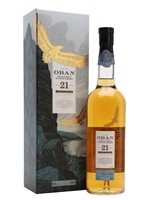 Oban 21 Year Old  |  Special Releases 2018