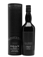 Oban Bay Reserve  |  Game of Thrones  |  Night's Watch