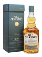Old Pulteney  |  15 Year Old