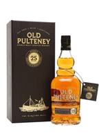 Old Pulteney  |  25 Year Old  |  2019 Release
