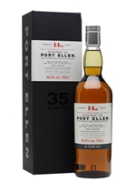 Port Ellen 1978  |  35 Year Old  |  14th Release (2014)