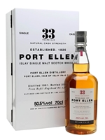 Port Ellen 1981  |  33 Year Old