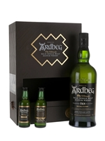 Ardbeg 10 Year Old Exploration Pack  Uigedail & Corryvreckan Minis