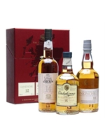Classic Malts  |  Gentle Collection  |  3 x 20cl