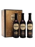 Glenfiddich  |  19 Years Old  |  Age of Discovery  |  3 x 20cl Set